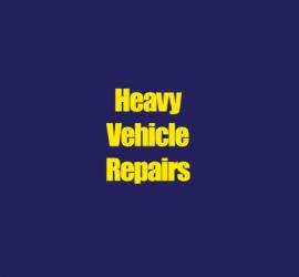 24 Hour Heavy Vehicle Repairs