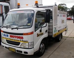 24 hour truck mechanic sydney